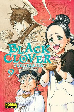 BLACK CLOVER 9
