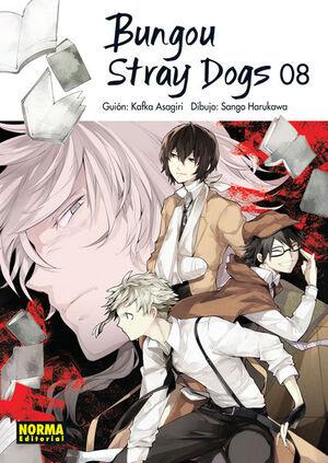 BUNGOU STRAY DOGS 8