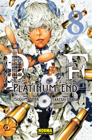 PLATINUM END 8