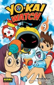 YO-KAI WATCH 9