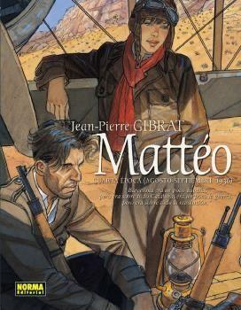 MATTEO. CUARTA ÉPOCA (AGOSTO-SEPTIEMBRE 1936)