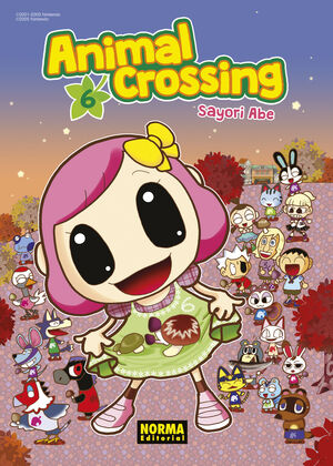 ANIMAL CROSSING 06