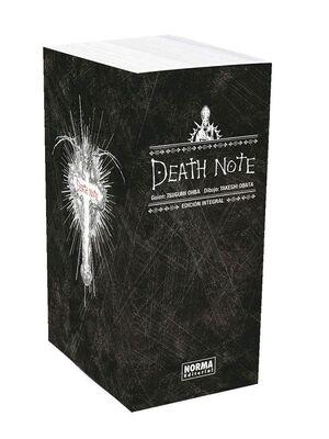 DEATH NOTE. EDICIÓN INTEGRAL