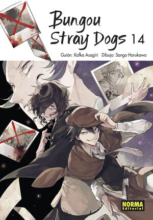 BUNGOU STRAY DOGS 14