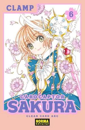 CARDCAPTOR SAKURA CLEAR CARD ARC 6