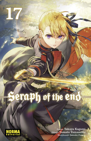 SERAPH OF THE END 17