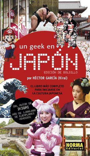 UN GEEK EN JAPÓN. EDICIÓN DE BOLSILLO
