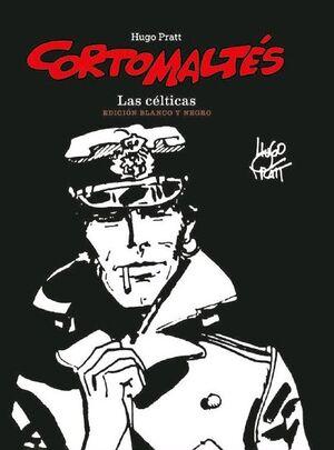 CORTO MALTES.ED.BN  LAS CÉLTICAS
