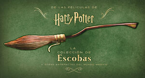 HARRY POTTER: LA COLECCION DE ESCOBAS