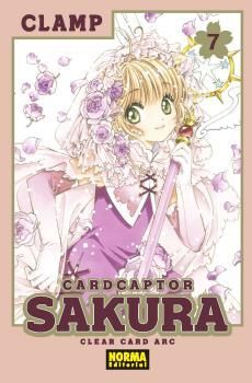 CARDCAPTOR SAKURA CLEAR CARD ARC 07
