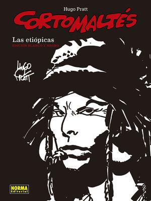CORTO MALTES. LAS ETIÓPICAS (B;N)
