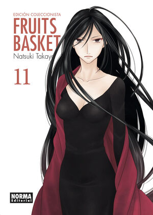 FRUITS BASKET ED. COLECCIONISTA 11