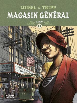 MAGASIN GENERAL. INTEGRAL 2