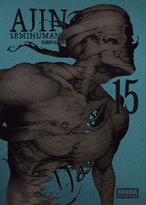 AJIN (SEMIHUMANO) 15