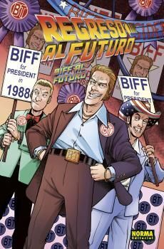 REGRESO AL FUTURO 08. BIFF AL FUTURO