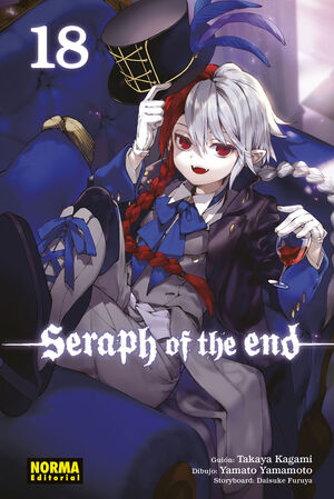 SERAPH OF THE END 18