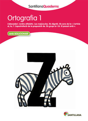 ORTOGRAFIA 2 AMB SOLUCIONARI GRUP PROMOTOR