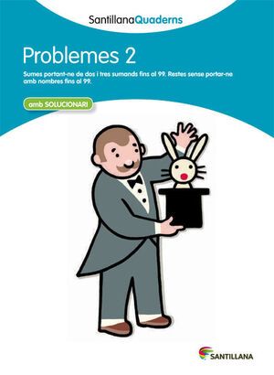 PROBLEMES 2 SANTILLANA QUADERNS