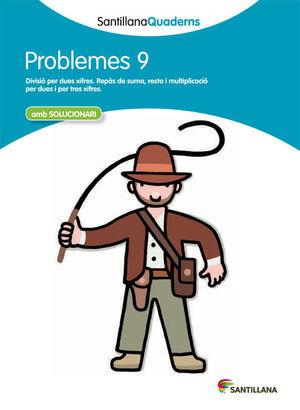 SANTILLANA QUADERNS PROBLEMES 9