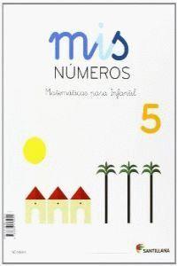 MIS NUMEROS 5