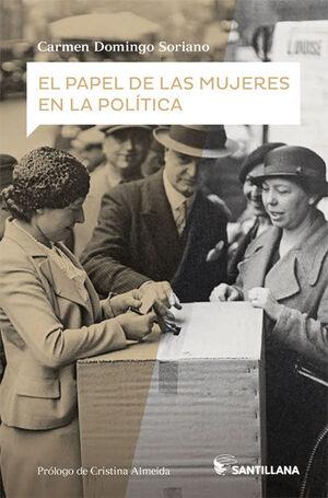 EL PAPEL DE LAS MUJERES EN LA POLÍTICA