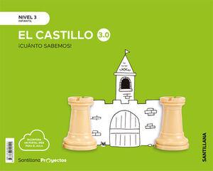 CUANTO SABEMOS NIVEL 3 EL CASTILLO 3.0