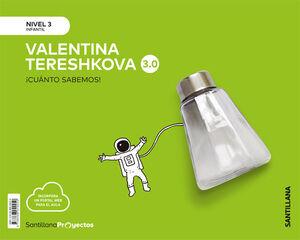 CUANTO SABEMOS NIVEL 3 VALENTINA TERESHKOVA 3.0