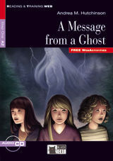 A MESSAGE FROM A GHOST+CD (FW)
