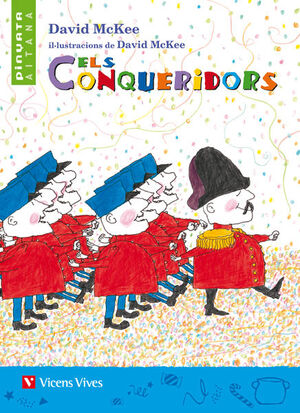 ELS CONQUERIDORS (PINYATA-AITANA)