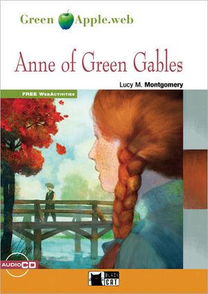 ANNE OF GREEN GABLES +CD