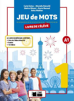 JEU DE MOTS 1 LIVRE DE L'ELEVE
