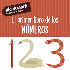 EL PRIMER LIBRO DE LOS NUMEROS (VVKIDS)