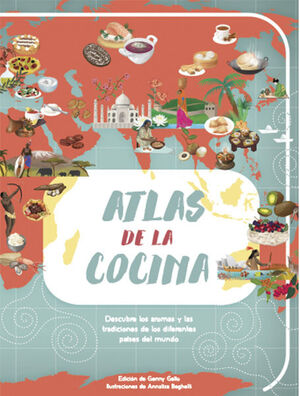 ATLAS DE LA COCINA (VVKIDS)