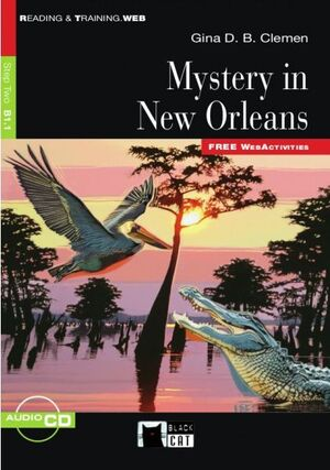 MYSTERY IN NEW ORLEANS +CD