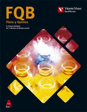 FQB (FISICA Y QUIMICA BACHILLERATO) AULA 3D