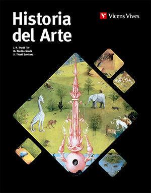 HISTORIA DEL ARTE BACHILLERATO AULA 3D