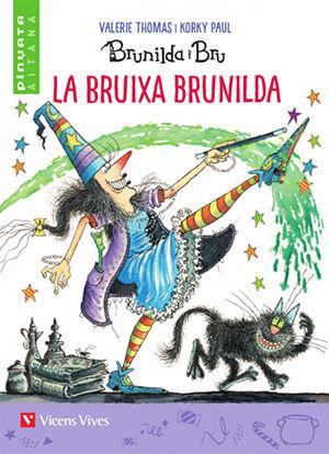LA BRUIXA BRUNILDA (PINYATA-AITANA)