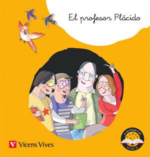 EL PROFESOR PLACIDO (PR, PL) CUENTALETRAS