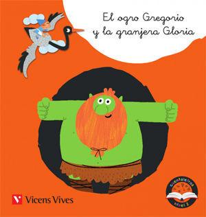 EL OGRO GREGORIO Y LA G..(GR, GL) CUENTALETRAS