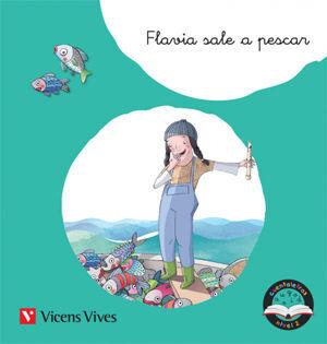 FLAVIA SALE A PESCAR (FR, FL) CUENTALETRAS