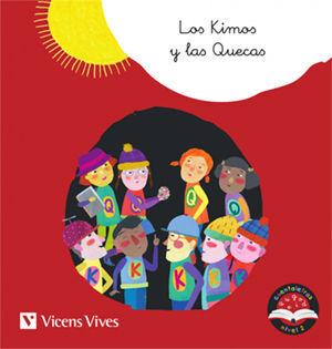 LOS KIMOS Y LAS QUECAS (C, Q, K) CUENTALETRAS