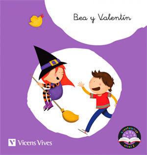 BEA Y VALENTIN (B, V) CUENTALETRAS