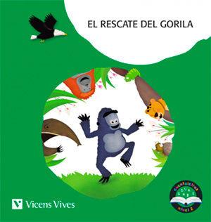 EL RESCATE DEL GORILA (PALO) CUENTALETRAS