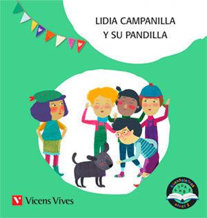 LIDIA CAMPANILLA Y...(PALO) CUENTALETRAS
