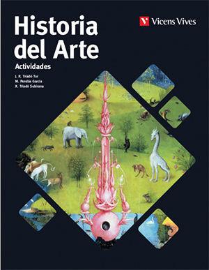 HISTORIA DEL ARTE ACTIVIDADES