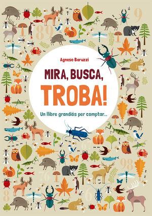 MIRA, BUSCA, TROBA (VVKIDS)