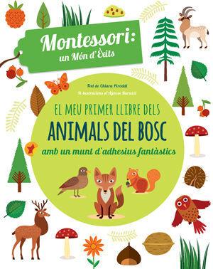 EL MEU PRIMER LLIBRE DELS ANIMALS DEL BOSC (VVKIDS)