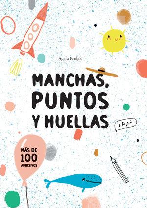 MANCHAS, PUNTITOS Y HUELLAS (VVKIDS)