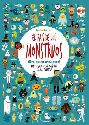 EL PAIS DE LOS MONSTRUOS (VVKIDS)