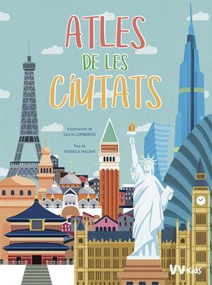ATLES DE LES CIUTATS (VVKIDS)